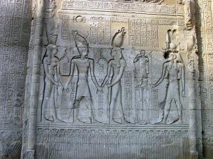 Temple d'edfou, croisiere sur le nil