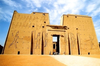 """Temple d""""Esna"""