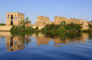 Croisière sur le Nil, Kom-Ombo, M/S Nile Elite, Egypte, temple