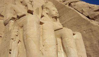 Abou Simbel,  Egypte, Croisière sur le Nil, M/S Nile Monica