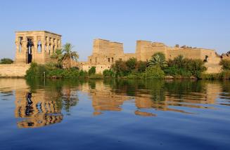 Croisière sur le Nil, Philaé, M/S Nile Elite, Egypte, temple, Assouan