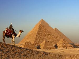 Pyramide, Egypte, Caire,Croisière sur le Nil