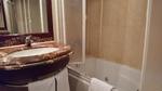 croisière sur le nil, Salle de bain Emilio Prestige, bateau de luxe, sejour luxe nile, bateau deluxe, bateau luxe egypte, egypte luxe,